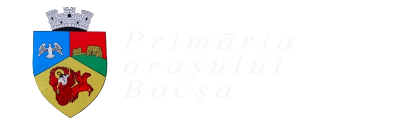 Primăria orașului Bocșa