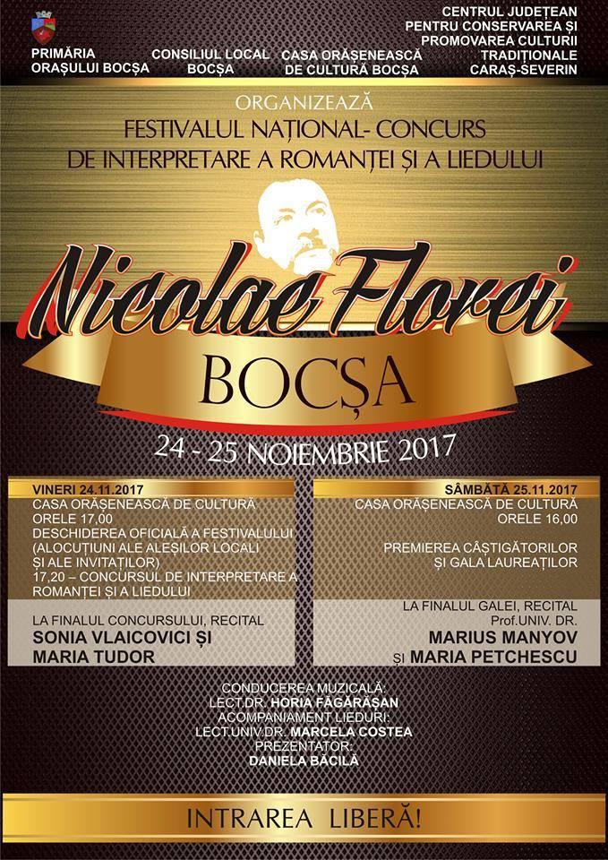 Festivalul național - concurs de interpretare a romanței și a liedului