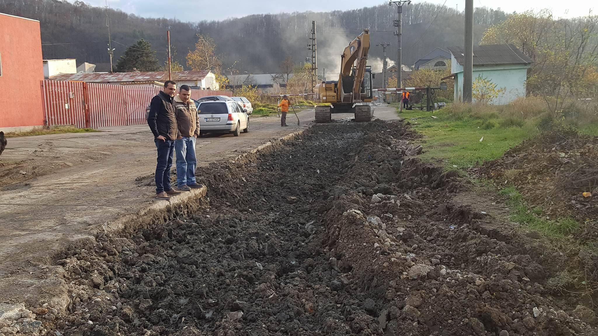 Lucrări de asfaltare a străzilor Bichiștin, Ghiocelului și Morii